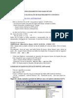 Processamento Dos Dado de Gps