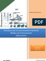 Comunicaciones en Automatizacion Industrial