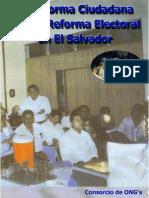 Plata Form a Ciudad an a Electoral 2001