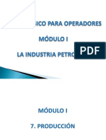 MODULO 1. PRODUCCIÓN Y TRANSPORTE
