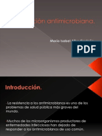 Selección antimicrobiana97