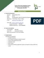 Instructor Sheet