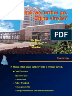 China PVC industry