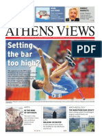 Athens Views issue No 3