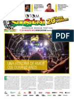 Guia Rototom Sunsplash 2013