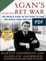 Reagan's Secret War, by Martin Anderson - Excerpt