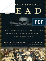 The Illustrious Dead, by Stephan Taltry - Excerpt