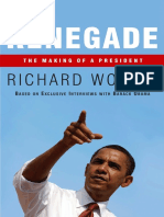 Renegade, by Richard Wolffe - Excerpt