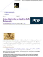 Como Interpretar as Epístolas do Novo Testamento _ Portal da Teologia.pdf