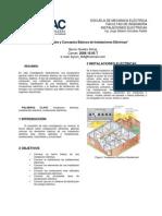 Generalidades y Conceptos Basicos de Instalaciones Electricas