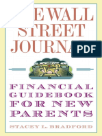 The Wall Street Journal's Financial Guidebook New Parents, by Stacey L. Bradford - Excerpt