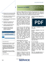 Effective Technologies Transport for CMDB Oct 2012
