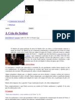 A Ceia do Senhor _ Portal da Teologia.pdf