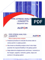 Stress Analysis Concepts