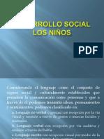 desarrollo social niño