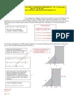 Exercícios Resolvidos de Matemática - pg. 251 (02 a 04)