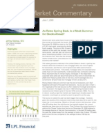 Weekly Market Commentary June 1,2009