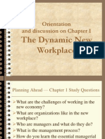 Ch01The Dynamic New Workplace