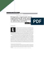 Forni y Leite - El desarrollo y legitimación  de las organizaciones del tercer sector en la Argentina
