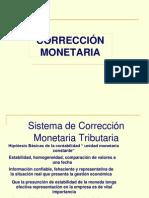correccion monetaria.ppt