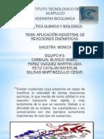 APLICACIÓN INDUSTRIAL DE REACCIONES ENZIMATICAS 3