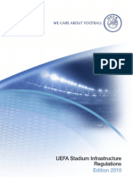 Uefa Stadium Infrastructure Regulations 2010