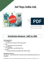 Mattel Toys India Ltd