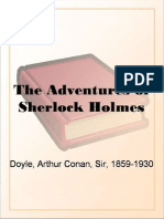 The Adventures of Sherlock Holmes - Doyle, Sir Arthur Conan