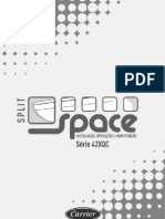 Carrier Space - Manual de Instalacao e Operacao