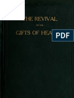 Annie E. Wood - The Revival of Gifts of Healing (1910)