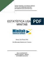 Estatistica Usando Minitab