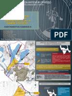 Analisis de La Zonas Ocupadas de La Quebrada Del Leon, La Cumbre y Rio Seco