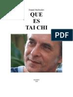 Que es TAI CHI