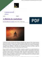 A História do Anabatismo _ Portal da Teologia.pdf