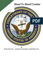 U.S. Navy, Defensive Hand to Hand Combat - 1942