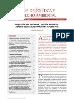 Análisis del Decreto 060 sobre flexibilización de las inversiones - Decreto 060 - SPDA
