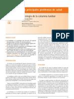 Patología de la columna lumbar