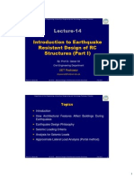 Lecture 14 Introduction to Earthquake Resistant Design of RC Structures (Part I)_2011.pdf