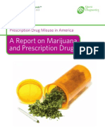 Quest Diagnostics _ Prescription Drug Misuse_ Report On Marijuana And Prescription Drugs_2013