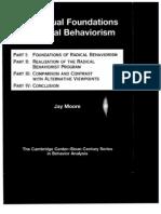 Moore on Radical Behaviorism