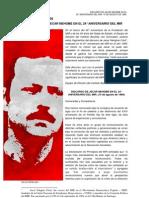 DISCURSO DE JECAR NEHGME EN EL 24° ANIVERSARIO DEL MIR - 15 de agosto de 1989
