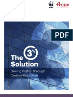 The 3 Percent Solution Driving Profits Through Carbon Reduction