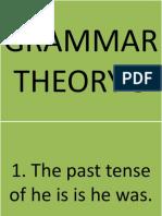 Grammar Theory 5