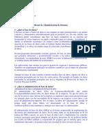 Examen de 1º de Bachillerato de Administración en Sistemas. Base de datos.docx
