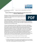 FINAL Hesperia Letter to ACLU SoCal Press Release 8 15 2013