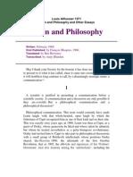 Lenin and Philosophy-Althusser