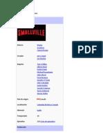 Smallville y su histora