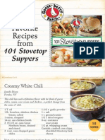 Winning Recipes 101 Stovetop Suppers