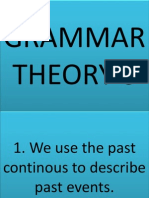 Grammar Theory 6