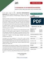 Multiplan opens Expansion VII in Ribeir